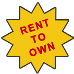 Rent to Own Swing Sets