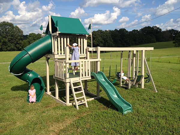 Now is the Perfect Time to Order your New Play System