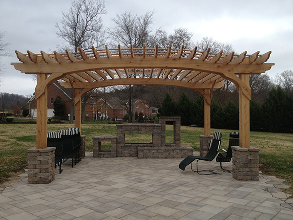 Pergolas Make a Great Addition to Your Outdoor Space!