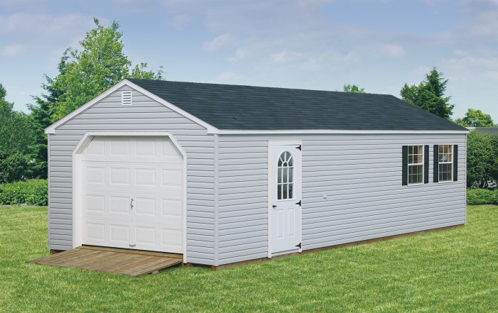 Tennessee garage sheds