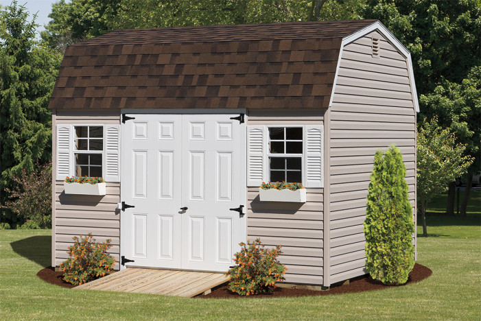 High Barn styled storage shed