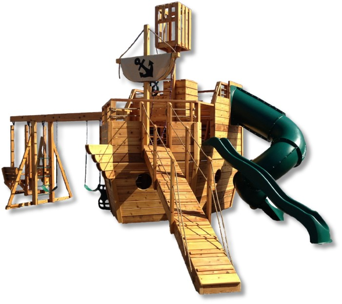 playship swingset