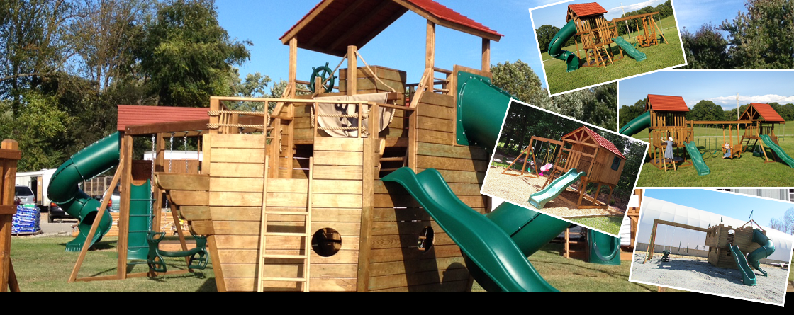 Playsets and Swing sets