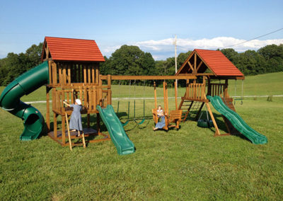 factory direct playset swingsets