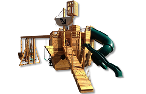 Play Sets and Swing Sets