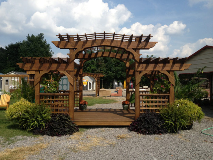 pergola builder in nashville area of tennessee