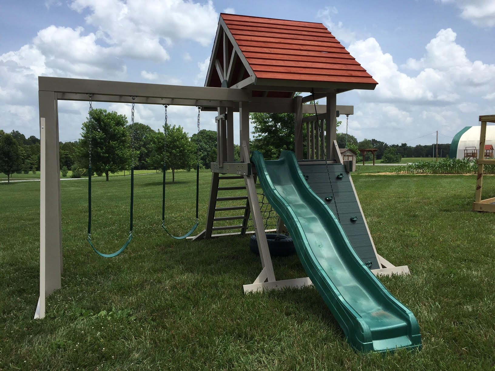 Playground Roof Cover Amp Ml Sails1 Playgrounds Shade